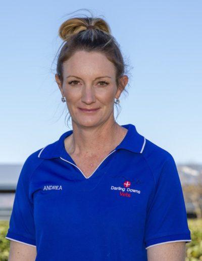 Head Nurse Andrea Moody