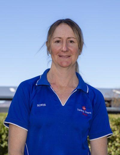 Vet nurse Sonya Plant